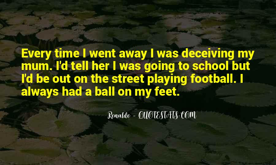 Quotes About Playing Soccer #538240