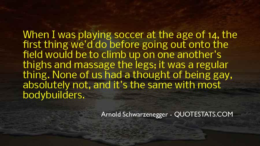 Quotes About Playing Soccer #855752