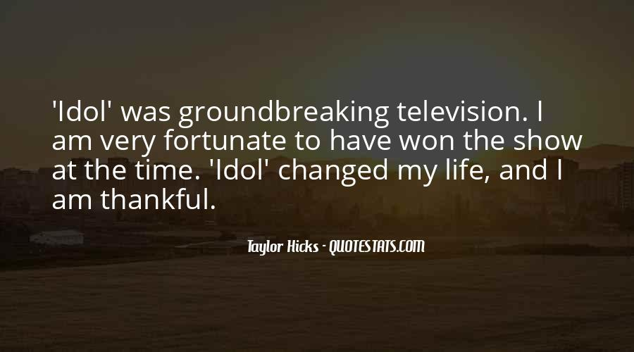 Quotes About Groundbreaking #1643446