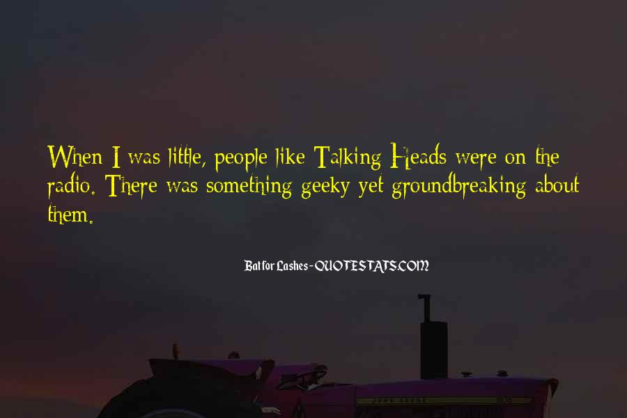 Quotes About Groundbreaking #667343