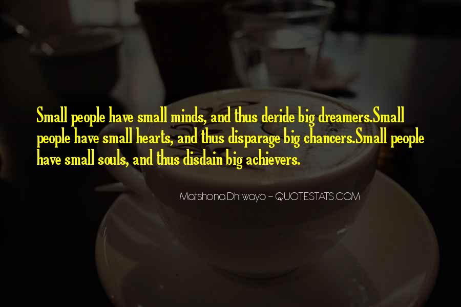 Quotes About Dream And Achievement #1348328