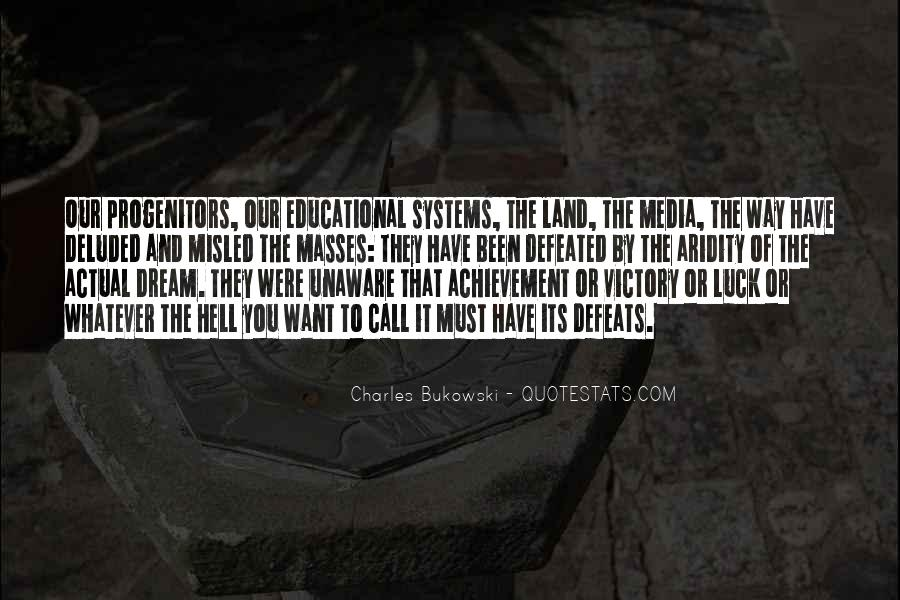 Quotes About Dream And Achievement #1683241