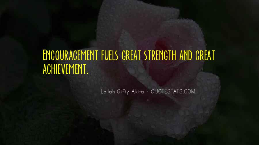 Quotes About Dream And Achievement #501366