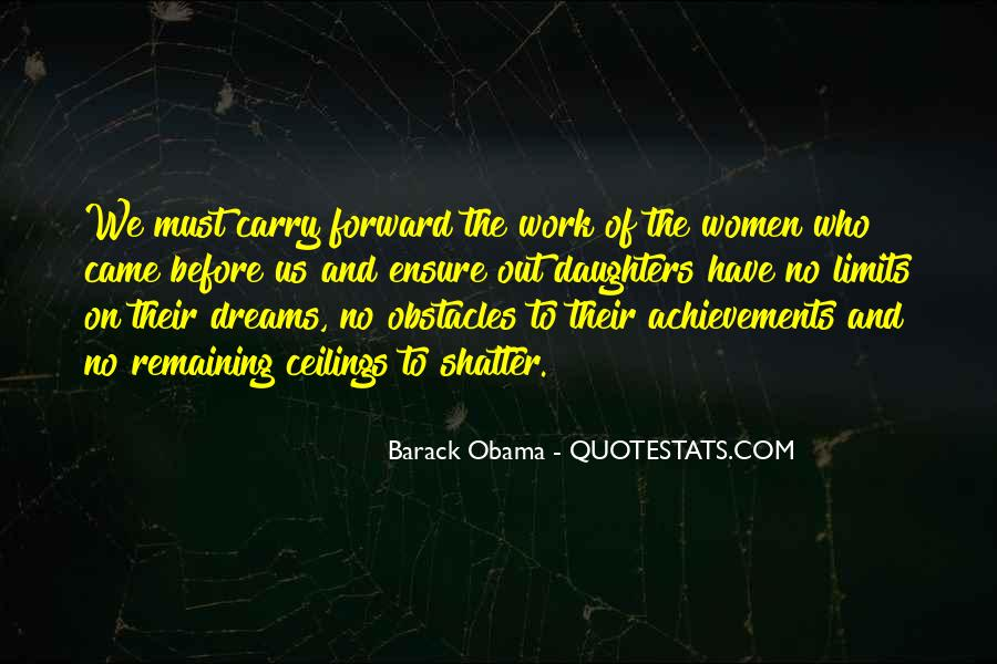 Quotes About Dream And Achievement #997398
