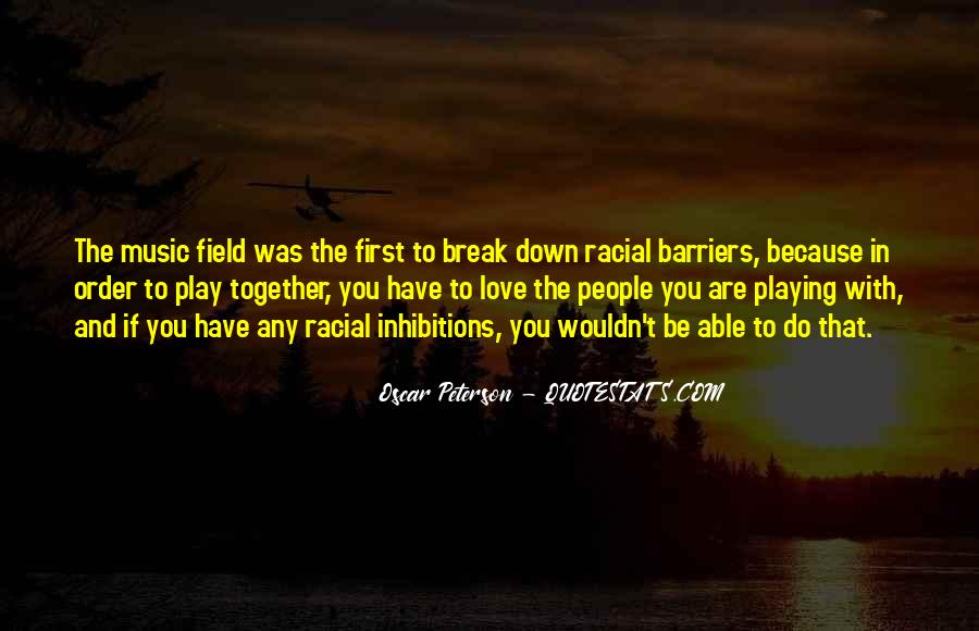 Quotes About Playing Music Together #1058708