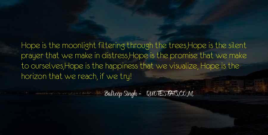 Quotes About Trees And Hope #1233551