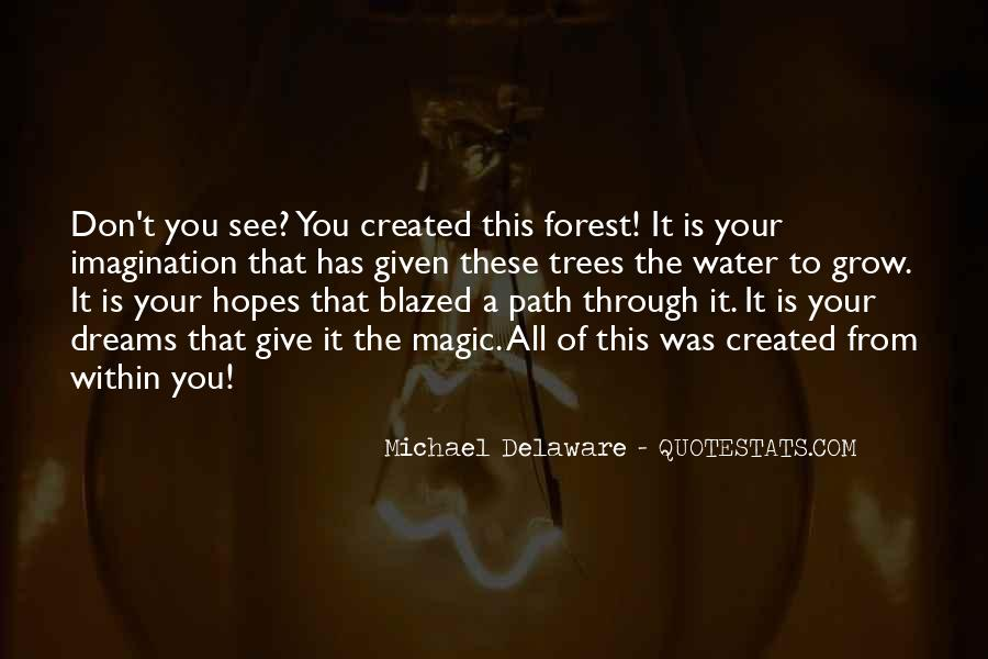 Quotes About Trees And Hope #1264026