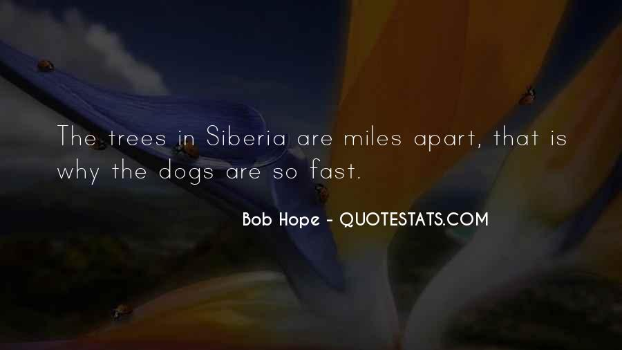 Quotes About Trees And Hope #1667328