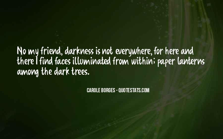 Quotes About Trees And Hope #880526