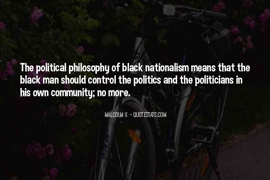 Quotes About Black Nationalism #276690