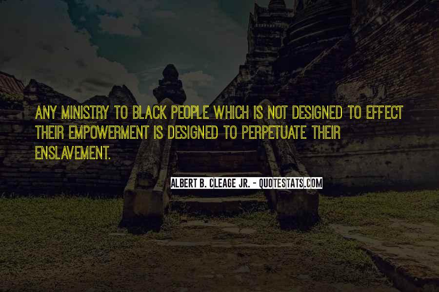 Quotes About Black Nationalism #304971