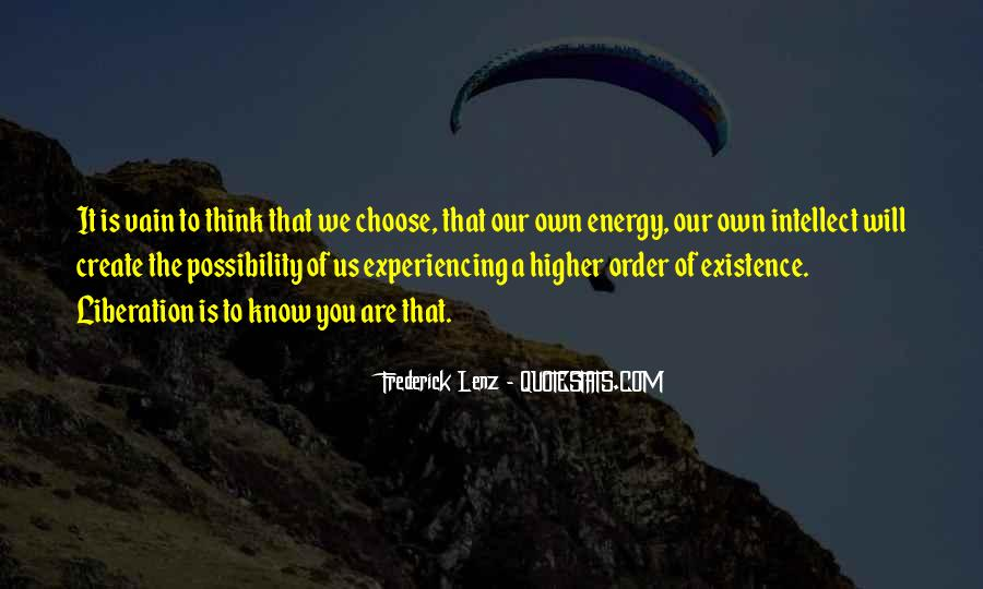 Quotes About Higher Thinking #1267167