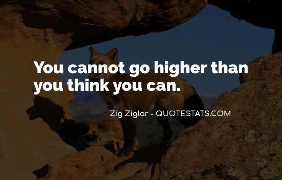 Quotes About Higher Thinking #1373018