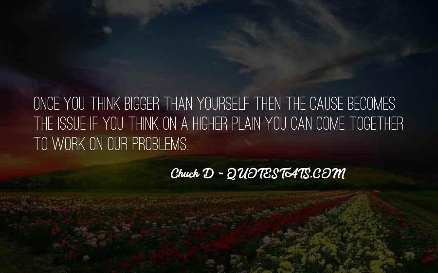 Quotes About Higher Thinking #1636060