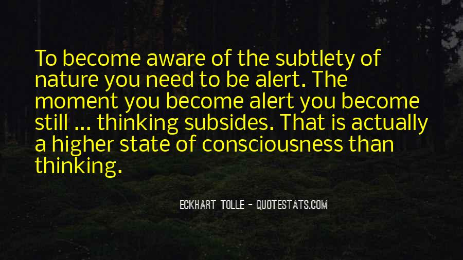 Quotes About Higher Thinking #1665791