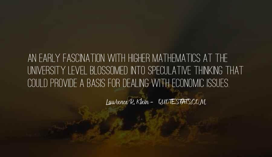 Quotes About Higher Thinking #202886