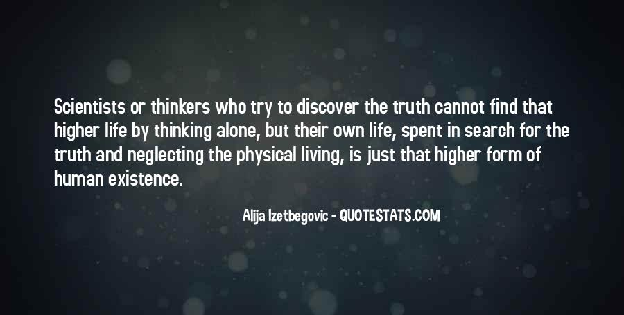Quotes About Higher Thinking #322294