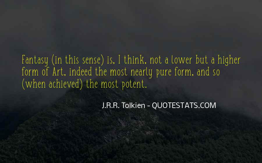 Quotes About Higher Thinking #559423