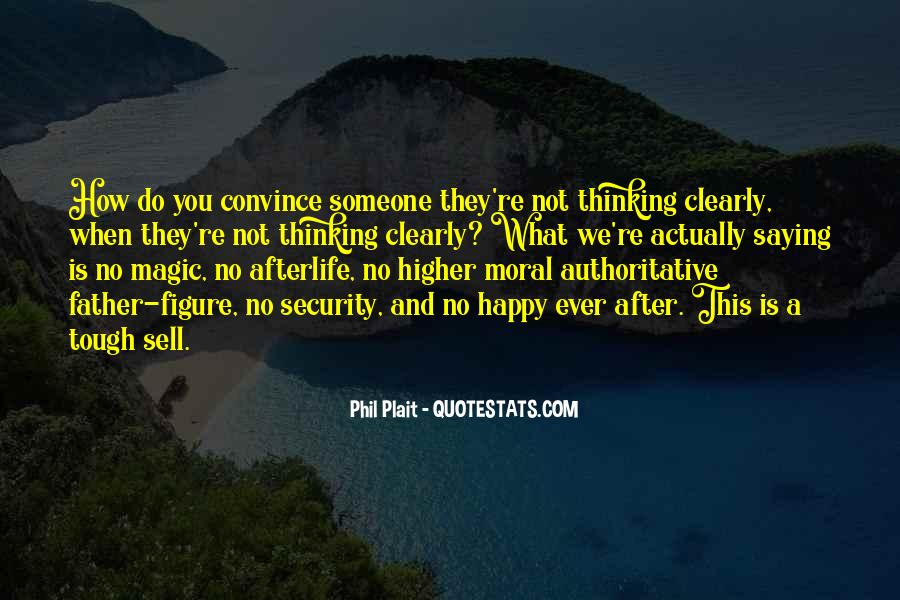 Quotes About Higher Thinking #56283