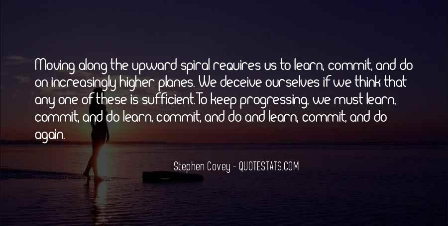 Quotes About Higher Thinking #917060