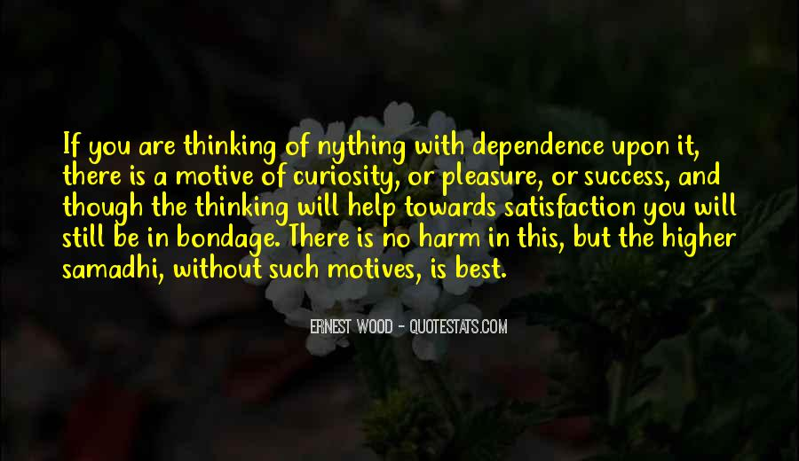 Quotes About Higher Thinking #959615