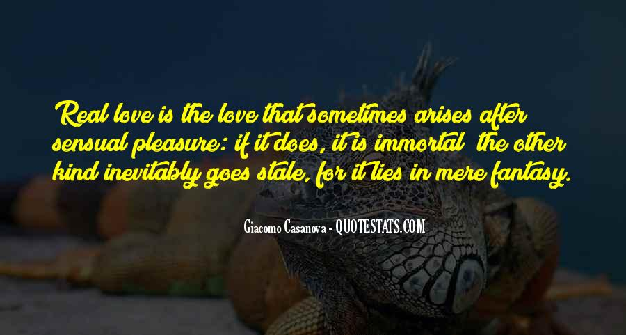 Quotes About Stale Love #1255169