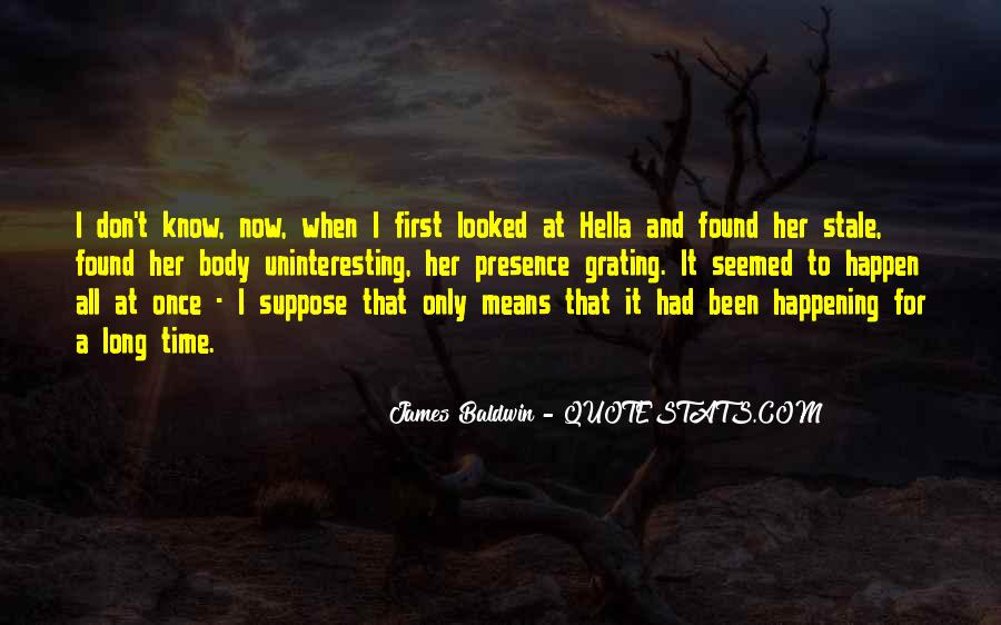 Quotes About Stale Love #1371057