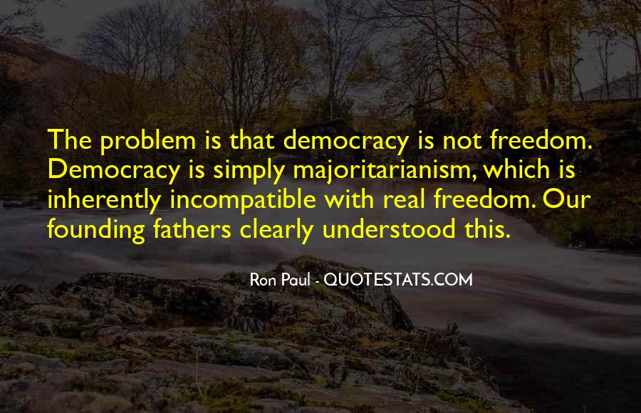 Quotes About Freedom And Democracy