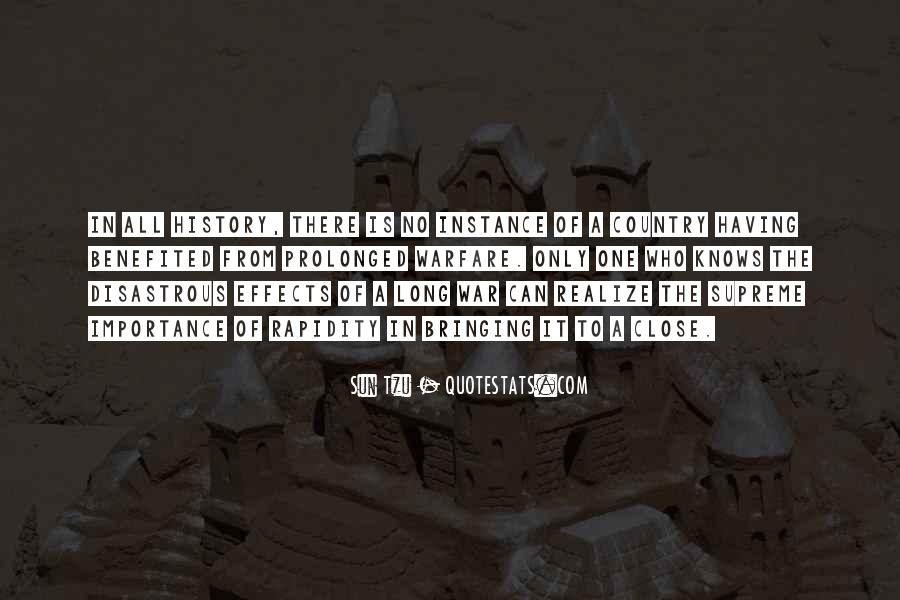Quotes About Importance Of History #135928