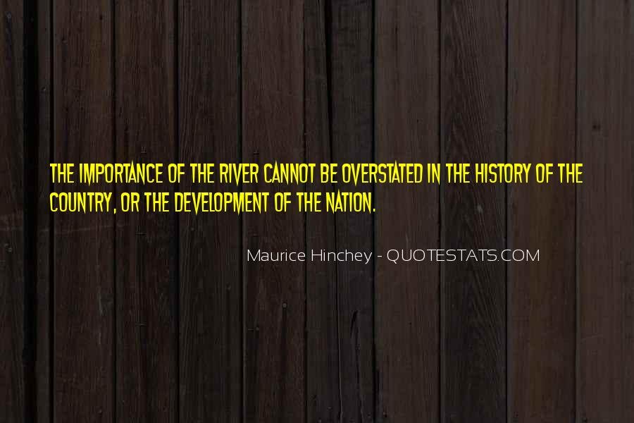 Quotes About Importance Of History #1514495