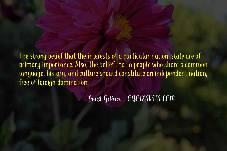 Quotes About Importance Of History #272195