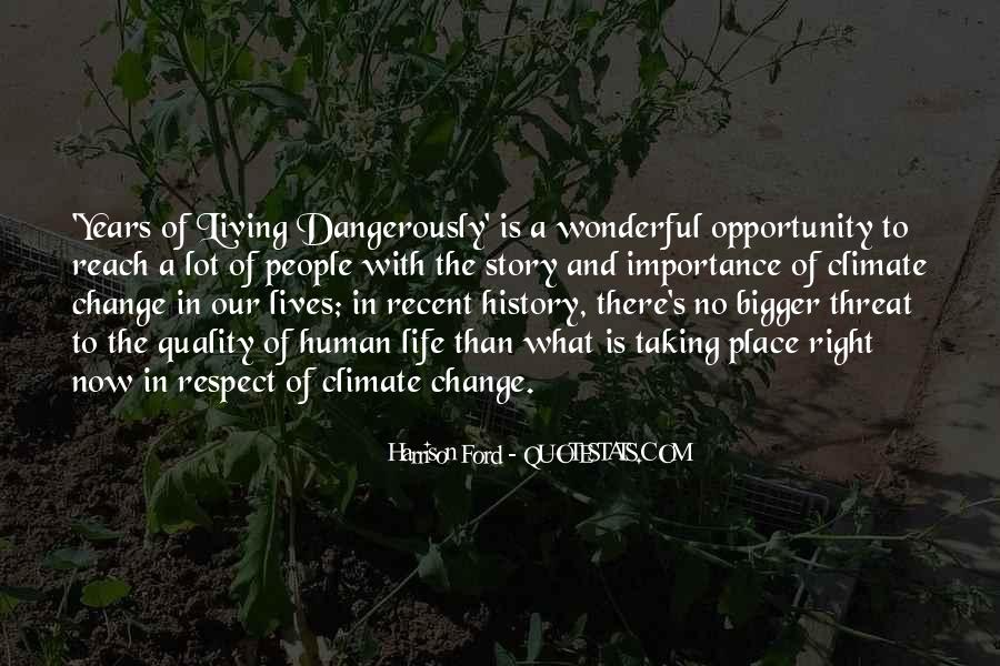 Quotes About Importance Of History #772686