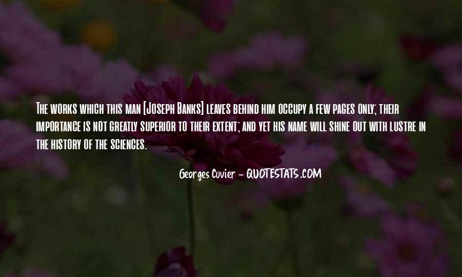 Quotes About Importance Of History #810230