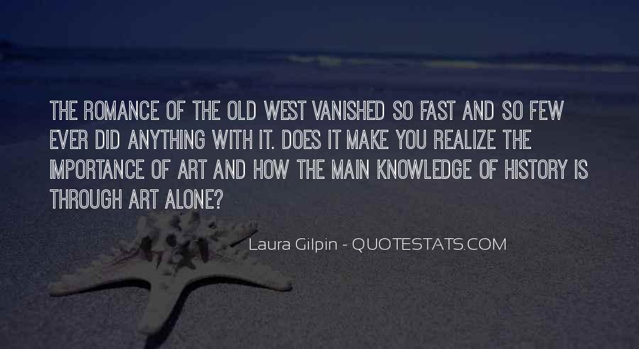 Quotes About Importance Of History #817790