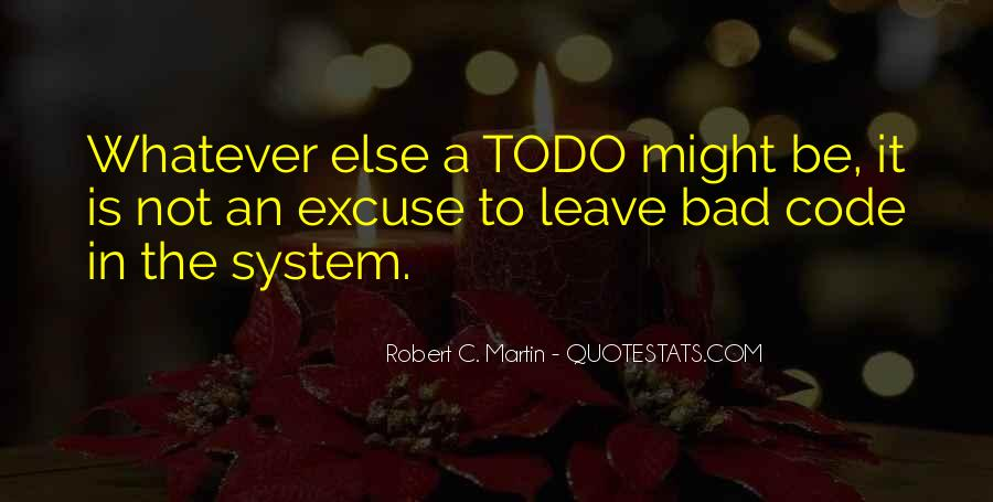 Quotes About Todo #321090