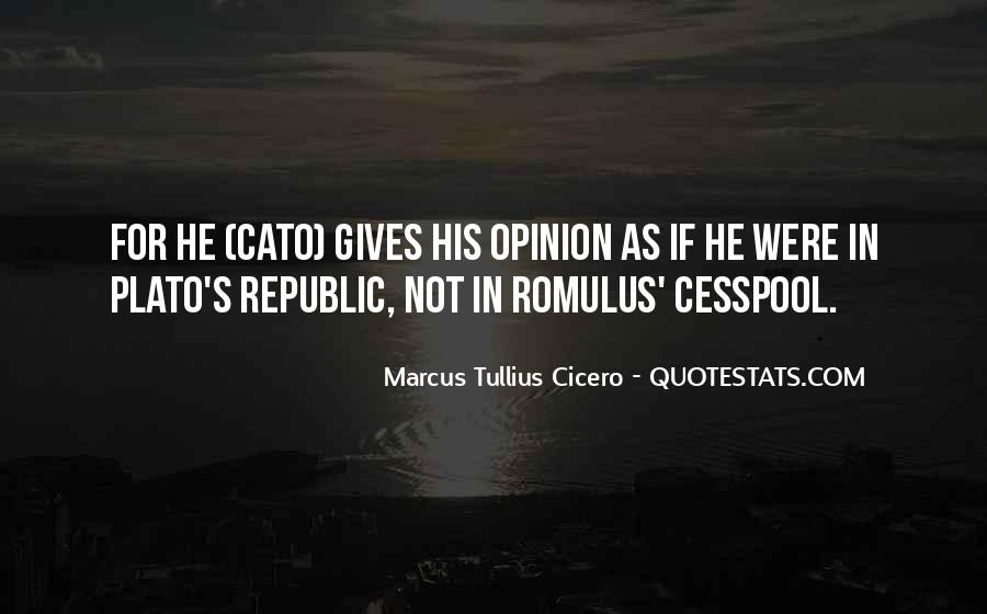 Quotes About Plato Idealism #1178961