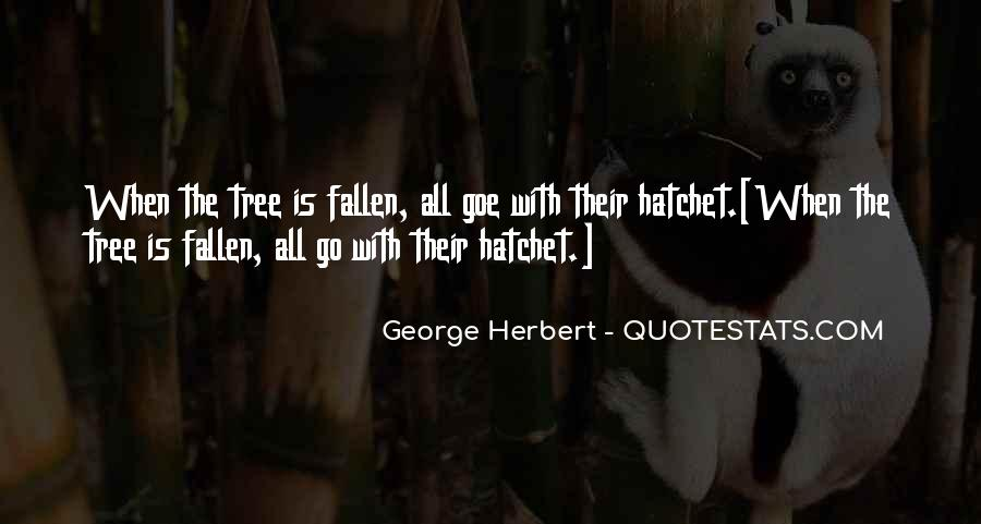 Quotes About Hatchet #802906