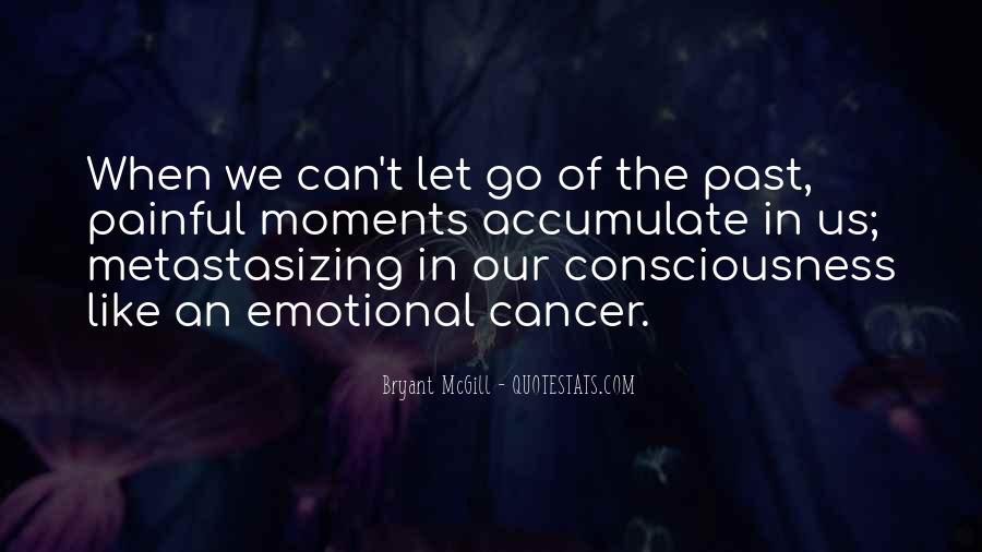 Quotes About Cancer Pain #1611256