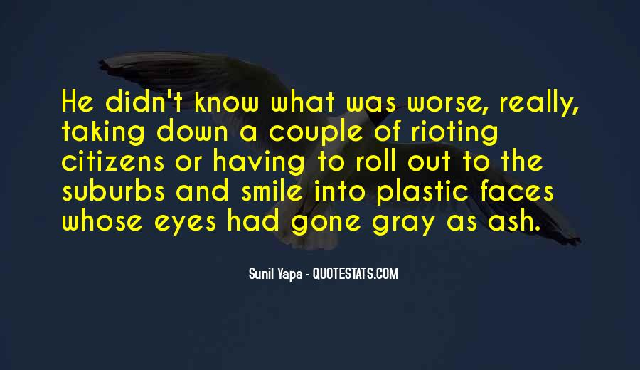 Quotes About Plastic Smile #1433924