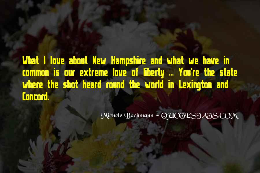 Quotes About Lexington And Concord #371174