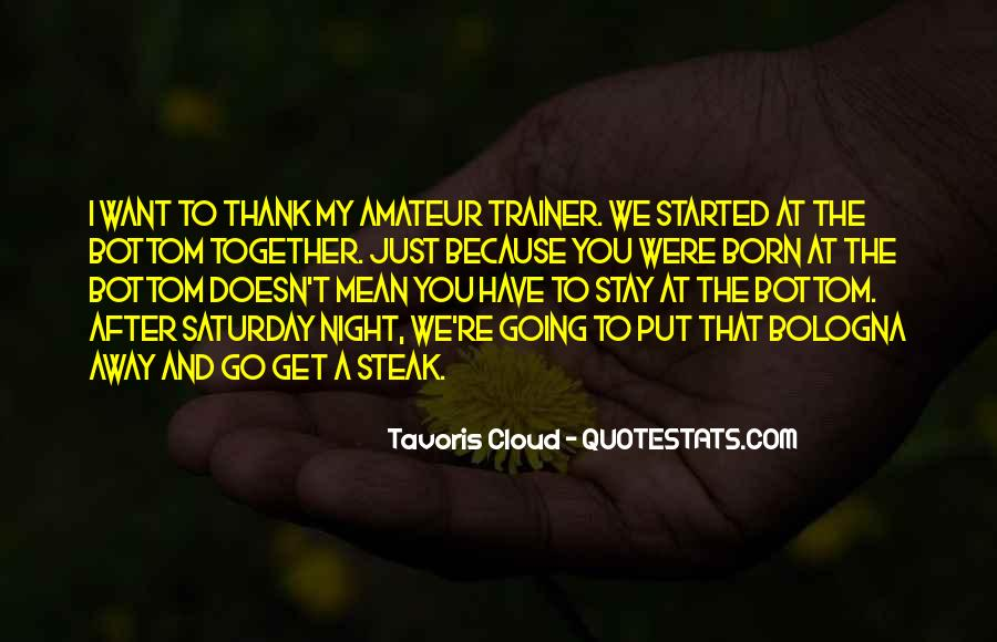 Quotes About A Trainer #290909