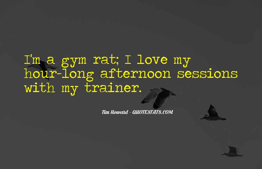 Quotes About A Trainer #299035