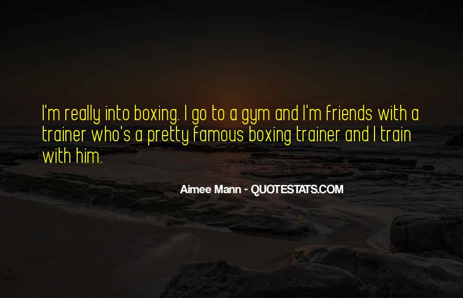 Quotes About A Trainer #305859