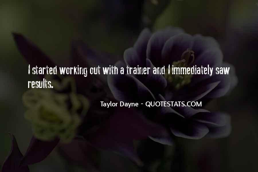 Quotes About A Trainer #409428