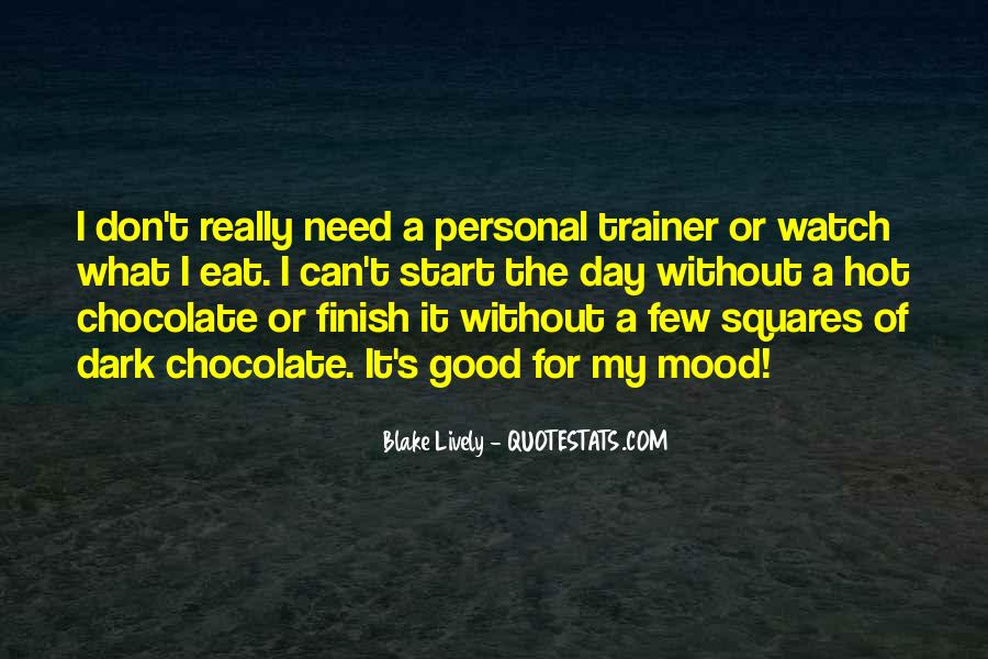Quotes About A Trainer #462141