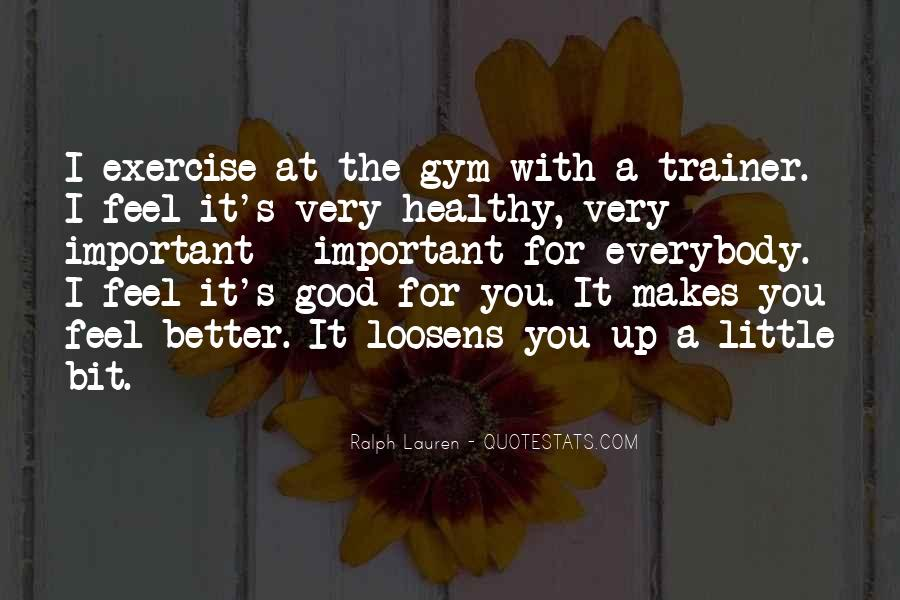 Quotes About A Trainer #716572