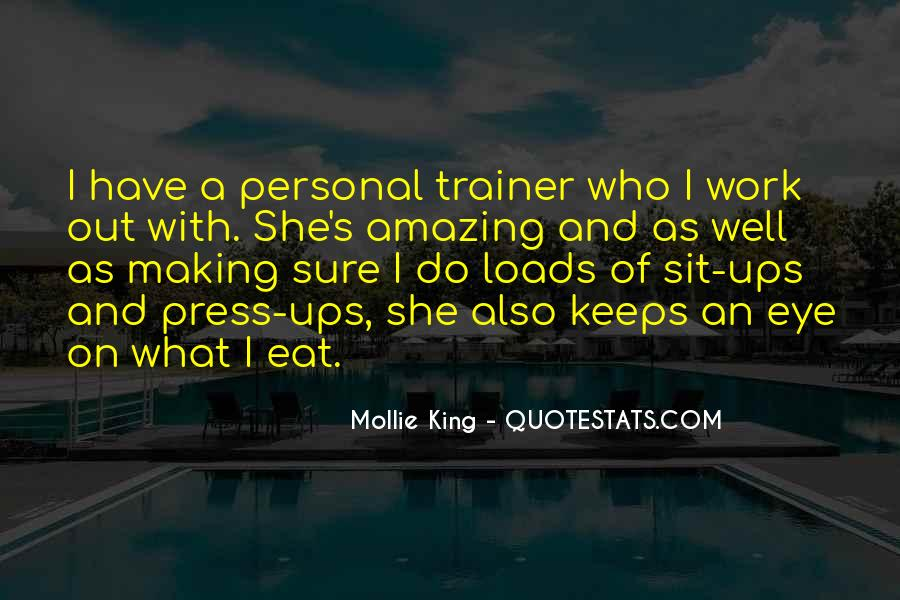 Quotes About A Trainer #721253