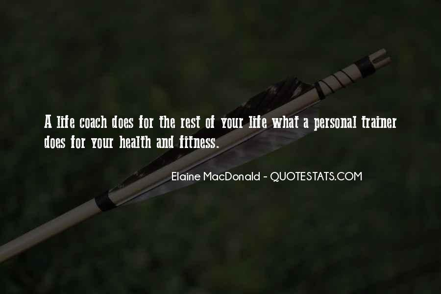 Quotes About A Trainer #842984