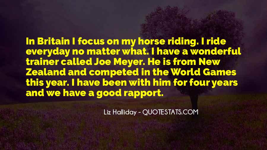 Quotes About A Trainer #861805