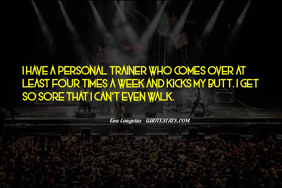Quotes About A Trainer #922763